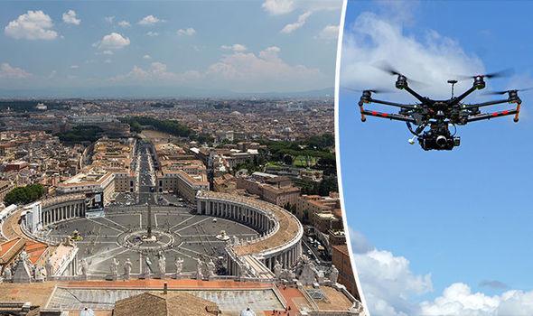 Vaticano em Alerta!