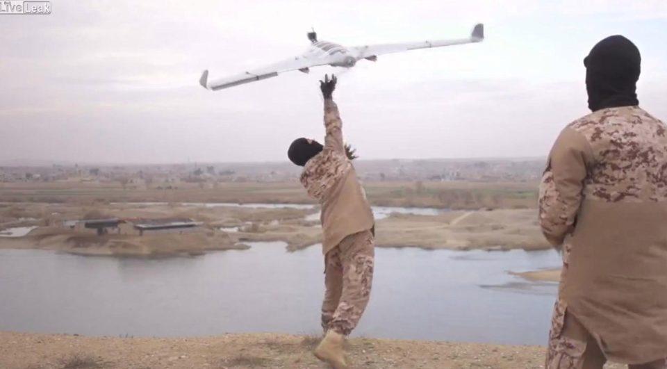 ISIS planeja ataques em partidas de futebol e festivais usando drones para carregar bombas. É só uma questão de tempo.