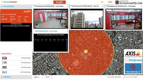 Tecnologia de detecção de drones ganha espaço no Brasil, trazida pela Techshield